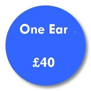 One Ear £40